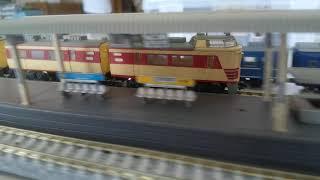 Bトレインショーティー、485系特急電車が走ります