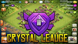 Clash of Clans - Town Hall Level 10 - Brand New BASE! - Crystal Leauge