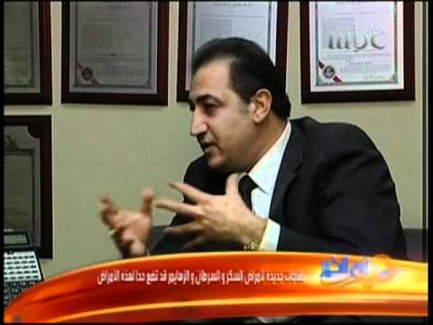 Dr Adnan Mjalli on mbc M show