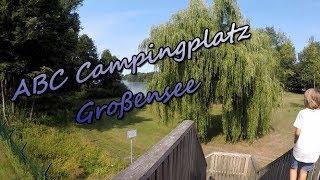 Campingplatz Großensee | Trittau | Schleswig-Holstein