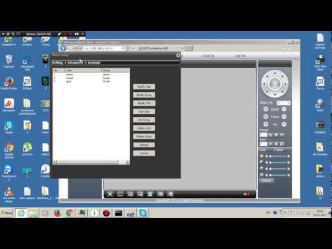 RTSP с видеокамеры для онлайн трансляции