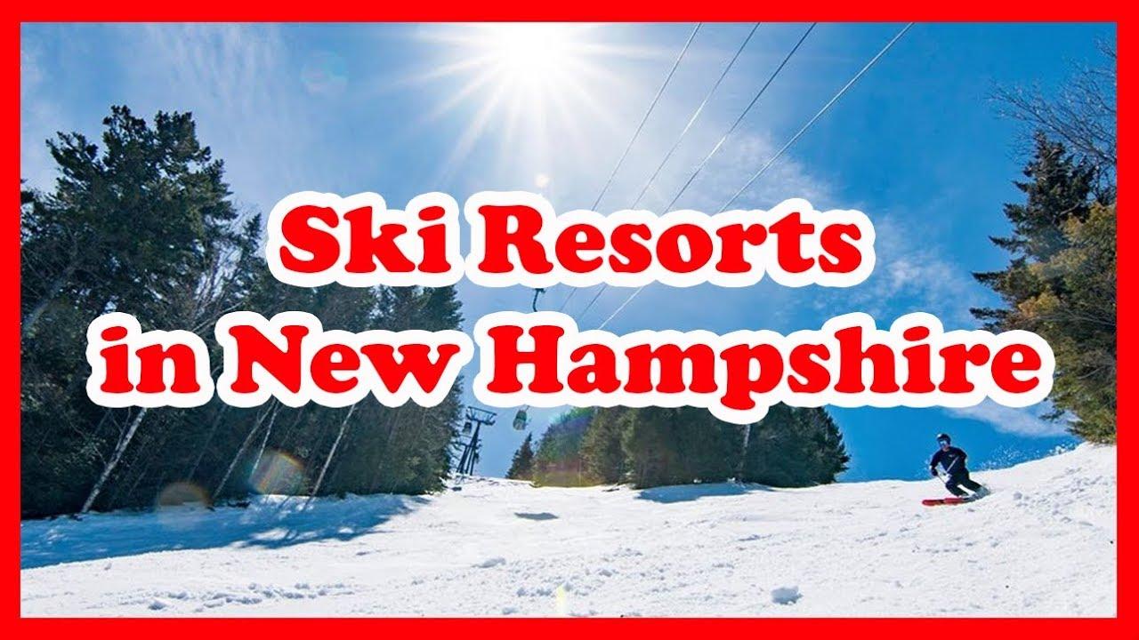 5 top-rated ski resorts in new hampshire | us ski resort guide - youtube