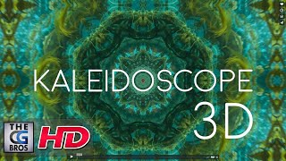 "CGI VR SBS Experimental Short Film: ""Kaleidoscope 3D"" - by Murat Sayginer"