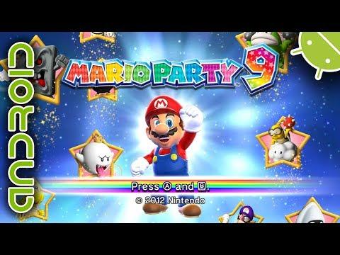 Mario Party 9 | NVIDIA SHIELD Android TV | Dolphin Emulator 5.0-11420 [1080p] | Nintendo Wii