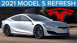 NEW Tesla Model S to Launch Soon