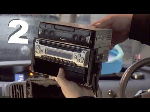 Как подключить Автомагнитолу своими руками / подключаем Pioneer SPH-10Bt  DIY