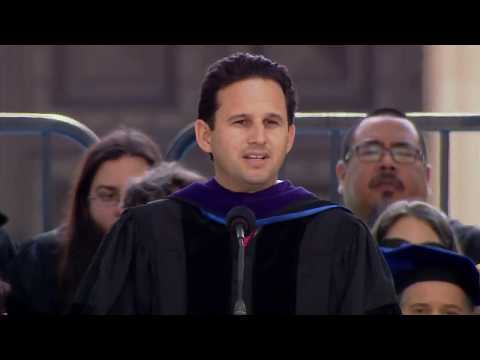 2017 Pomona College Commencement - Commencement Speaker: U.S. Senator Brian Schatz