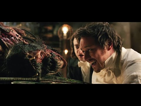 Victor Frankenstein ( New 2020 )  Movie HD - Experiments On Reviving The Dead