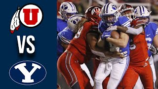 #14 Utah vs BYU Highlights Week 1 College Football 2019