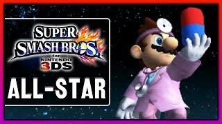 Super Smash Bros. for Nintendo 3DS - All-Star | Dr. Mario thumbnail