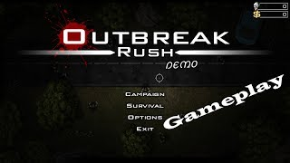 Outbreak Rush - Gameplay PC (no commentary)