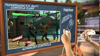 FaceBreaker K.O. Party - Advanced controls