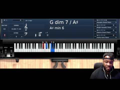 THE CHORDS COREY HENRY WONT SHOW YOU! || MUST LEARN!!!
