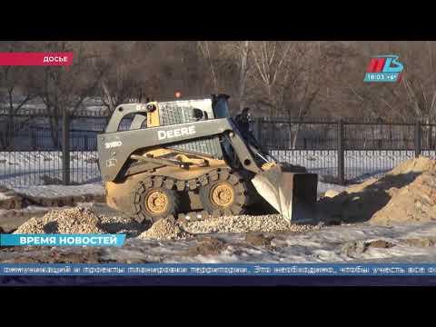 Пойму Царицы в Волгограде сделают разноуровневым мегапарком