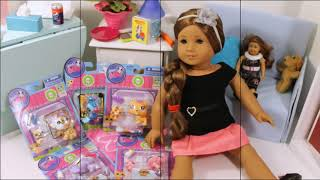 How to Make a Littlest Pet Shop Doll House   DIY   HTM   Easy Step by Step Tutorial