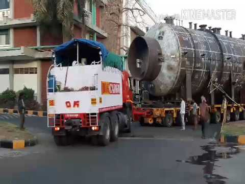 Big Cargo India Pvt Ltd Heavy lift transportation a game of skill and patience