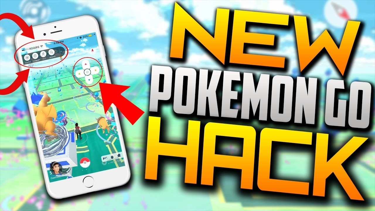 NEW POKEMON GO HACK Android & iOS 1.27.4! Hack Pokemon Go! Pokemon GO GPS/Location/Joystick Hack! - YouTube