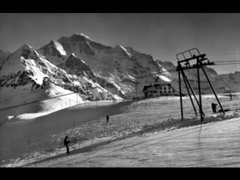 "Grindelwald in the ""good old days"""