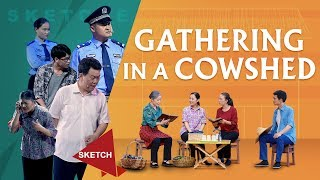 "Christian Variety Show | ""Gathering in a Cowshed"" Skit 