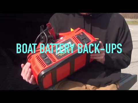 Boat Battery Back Ups