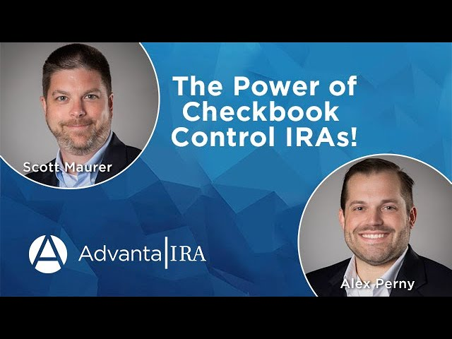 The Power of Checkbook Control IRAs!