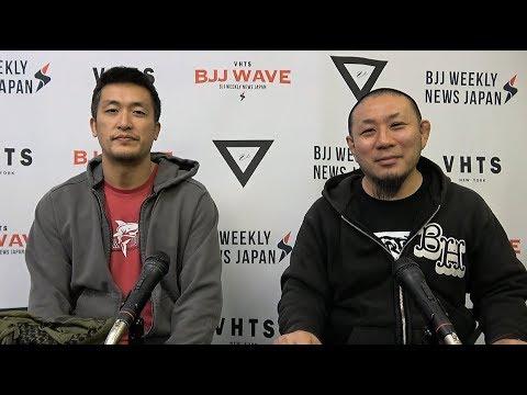 【動画版】BJJ-WAVE ゲスト:グレッグ・ハヤシ