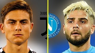 Lorenzo Insigne VS Paulo Dybala - Who Is The Best Talent? - Amazing Skills & Goals - 2018