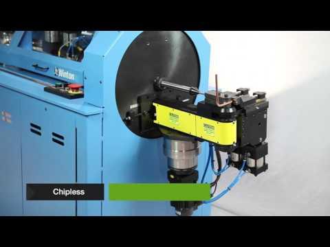 Orbital CNC Tube Bender-- Winton Machine Company