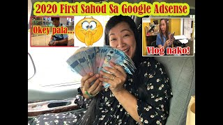 Cover images HOW MUCH DO WE EARN?! 100k ?! PER MONTH?! | Bongga bumili agad ng Smart TV pangregalo! Wow ha!