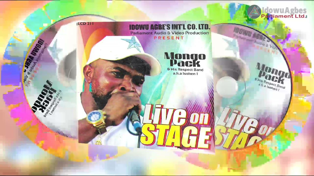 Download MONGO PACK LIVE ON STAGE [ LATEST BENIN MUSIC 2021]