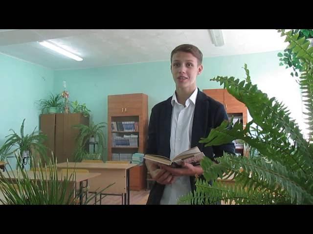 Артем Богомол читает произведение «Тёмные аллеи» (Бунин Иван Алексеевич)