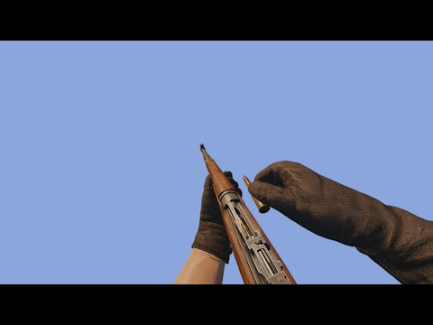 RAID: World War II - All Reload Animations |