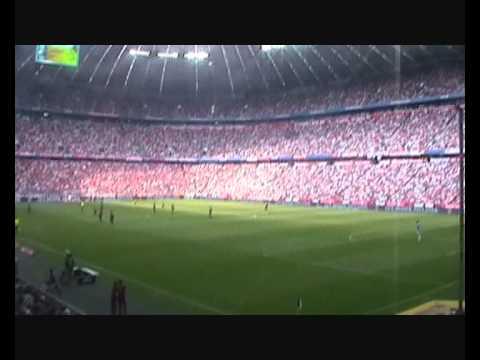 FC Bayerns Schützenfest gegen HSV