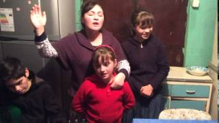 FAMILIA DE NUESTRO PASTOR REINALDO CASTRO DE CHILLAN-CHILE
