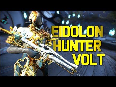 Eidolon Hunter Volt (Build, Tips & Loadout for Eidolon Hunt)
