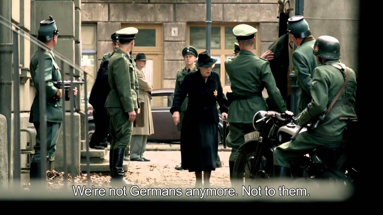 shut in german stream