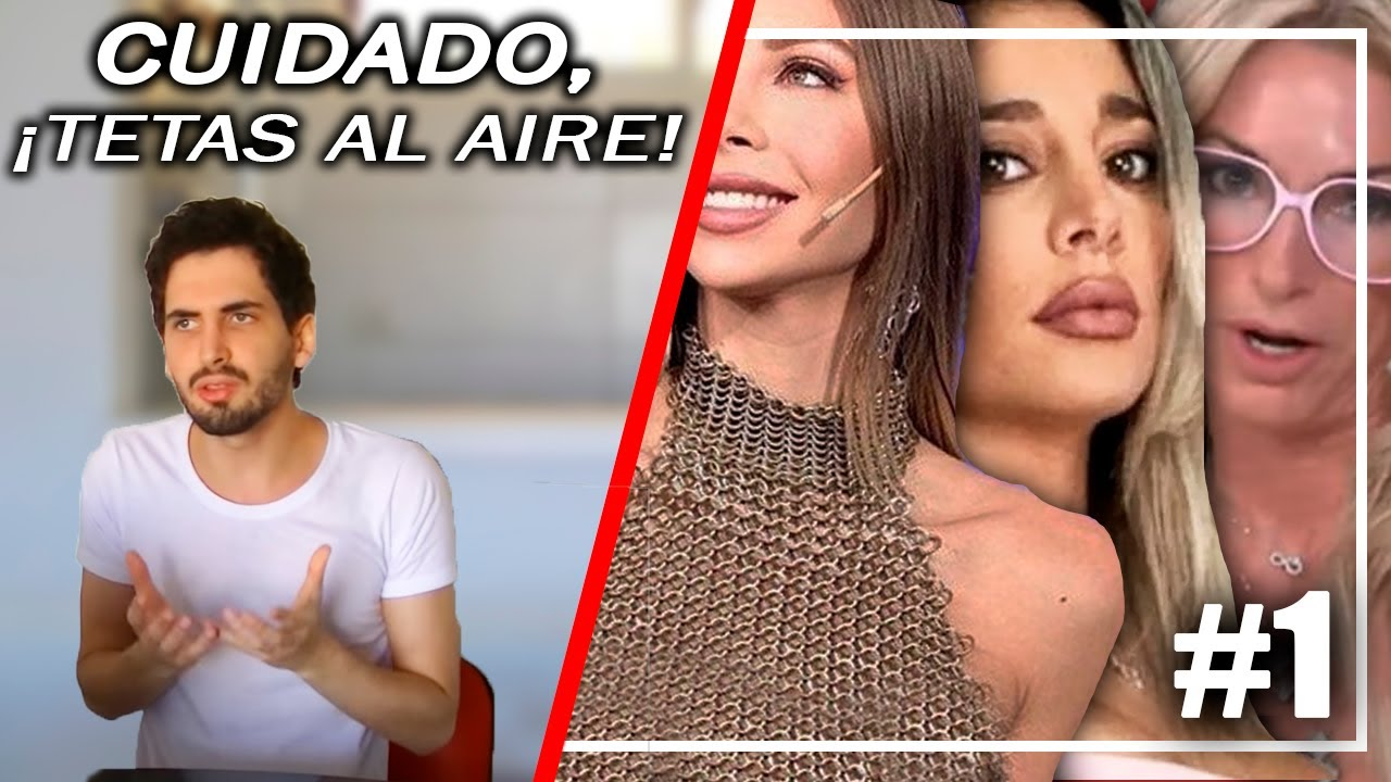 NOTICIERO HOT. SOL PÉREZ VS ROMINA MALASPINA. BASURA SEMANAL #1