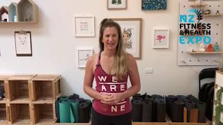Ralston Method Yoga Auckland @ New Zealand Fitness & Health Expo 2018