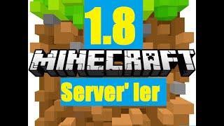 Minecraft 1.8 En İyi Serverler