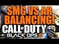 Black Ops 3: Vesper Overpowered? SMGs vs Assault Rifles?