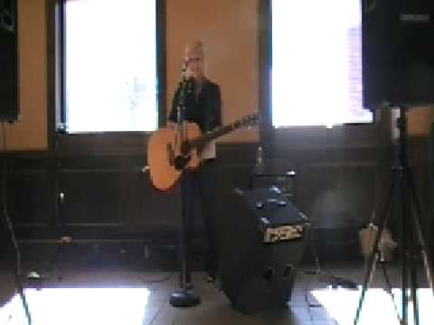 Valerie Custer performs at PUC