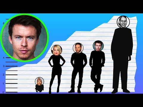 How Tall Is Todd Lasance?  Height Comparison!
