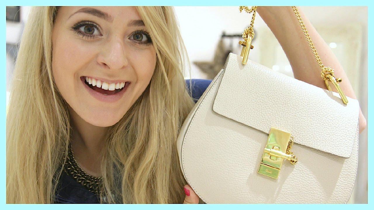 What s in My Bag - Chloe Drew!  ff32b20c09d57