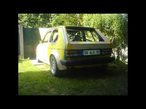 MK1 VW Golf 1 GTi Moteur 1800 DX - PARTIE 1 -