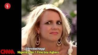 Brodashaggi teaches AuntyShaggi Simple English