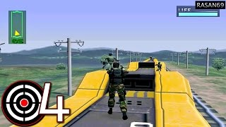 Covert Ops - Nuclear Dawn (PS1) walkthrough part 4