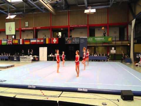 KTG Lüneburger Heide  Auftritt HHGymnastics  Tango