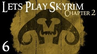Lets Play Skyrim (modded) - Chapter 2 Part 6 - Orc Warlock