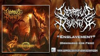 Leprous Divinity - Copulating the Self Immolated (NEW SINGLE 2014/HD)