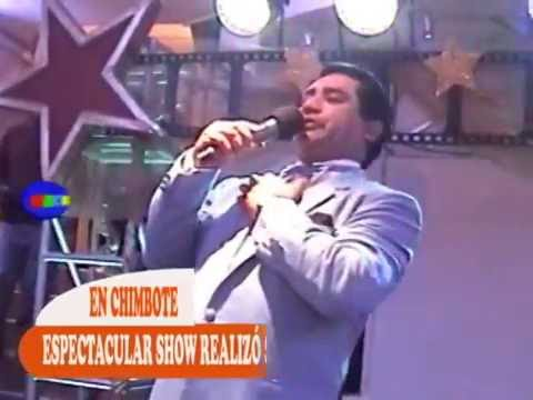 ENTREVISTA A SANDRO MATOS (JOSÉ JOSÉ PERUANO - OFICIAL) POR ANIVERSARIO CASINO LIBERTY DE CHIMBOTE